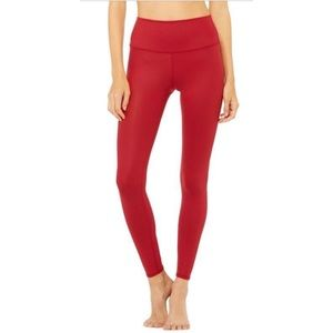 Alo Yoga High Waist Airbrush Leggings